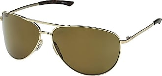 d6f556cfa73 Smith Optics Serpico 2 (Gold Brown ChromaPoptm Polarized Lens) Athletic  Performance Sport Sunglasses