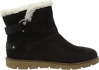 Tom Tailor Tom Tailor Womens 7993102 Ankle Boots, Black (Black 00001), 4.5 UK (37 EU)