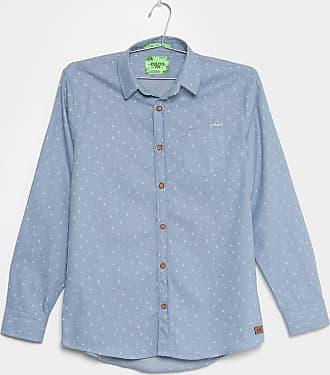 Colcci Fun Camisa Infantil Colcci Fun Slim Mini Âncoras Menino - Masculino c0fa6c2135d