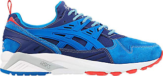 Asics by MITA Mens Gel-Kayano Trainer Running Shoes (Indigo Blue/Directoire Blue) (UK 7.5 / EU 42 / US 8.5 / cm 26.5)