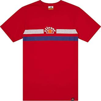 Ellesse Lori T Shirt Red XL