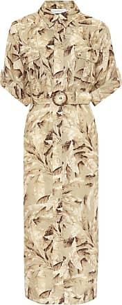 Zimmermann Hemdblusenkleid Super Eight Safari