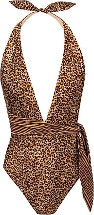 Zimmermann One-piece Swimsuit Womens Brown