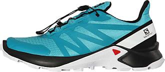 Salomon Supercross Womens Trail Running Shoes Turquoise, Blue, EU 38.5 - UK 5,5