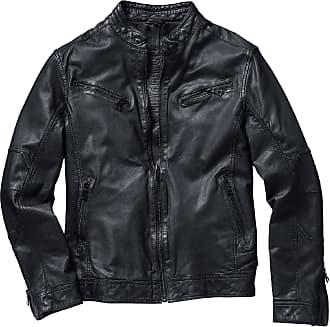 85edb500d1 Mey & Edlich Herren Jacke Carbon Lederjacke schwarz 46, 48, 50, 52,