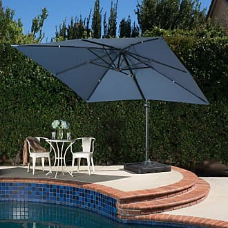 BEST SELLING HOME Outdoor Royal Canopy Lavender Patio Umbrella - 296121
