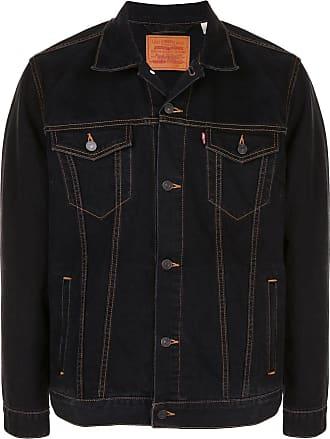 Wardrobe.NYC Jaqueta jeans x Levis Release 04 - Preto