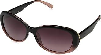 Polaroid Womens PLD 4024/S JR LK8 Sunglasses, Black Shdpink/Burgundy Sf Pz, 58