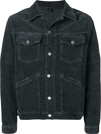 Tom Ford denim fitted jacket - Grey
