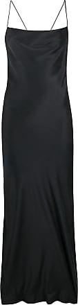 Iro Sugisto draped-neck cocktail dress - Black