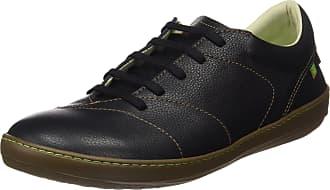 El Naturalista S.A N211 Soft Grain Meteo, Mens Derby lace-up shoes, Black, 8 UK (42 EU)