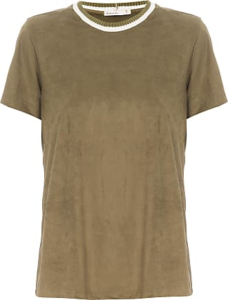 Dress To T-shirt Suede - Verde