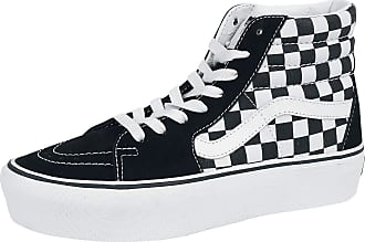 9fd5072033db62 Vans SK8-Hi Platform 2.0 Sneakers Black-White EU40