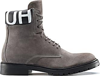 696aa1e6ffe HUGO BOSS Leather Boots: 21 Items | Stylight