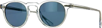 Oliver Peoples Sunglasses Gregory Peck 5217 1101/R8 Crystal Indigo Photochromic