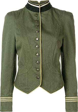 Zadig & Voltaire Fashion Show Lana military jacket - Green