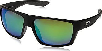 143246f6aba50 Costa Costa del Mar Mens Bloke Polarized Iridium Square Sunglasses