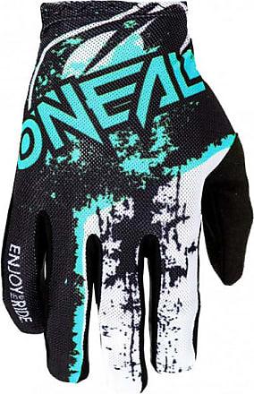 O'Neal Matrix Glove Impact Guanti Unisex | nero/turchese/grigio