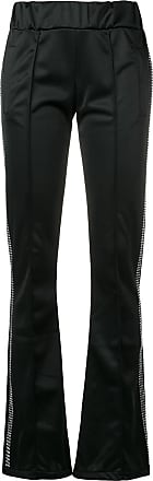 Gaëlle Paris Pantaloni sportivi con paillettes - Di Colore Nero a15f5ffb426