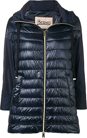 Herno quilted jacket - Blue