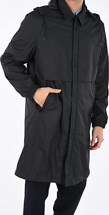 Prada hooded raincoat outerwear Größe 50