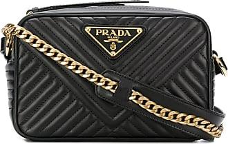 b9a650fbe58e ... promo code for prada quilted logo cross body bag black 936fe 8ff21