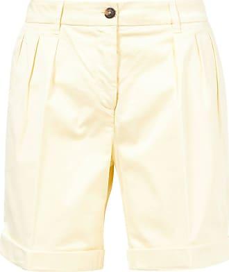 Fay Bermuda-Shorts Gelb