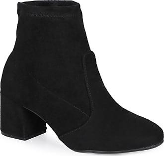 Beira Rio Ankle Boots Feminina Beira Rio Stretch