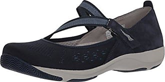 Dansko Womens Haven Sneaker, Navy Suede, 42 M EU (11.5-12 US)