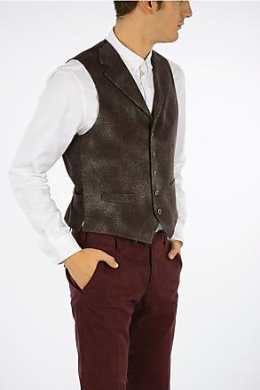Corneliani Cotton Blend Waistcoat size 50