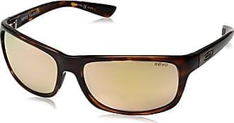 28317adc3e Revo Unisex RE 1061 Vapper Wraparound Polarized UV Protection Sunglasses  Wrap