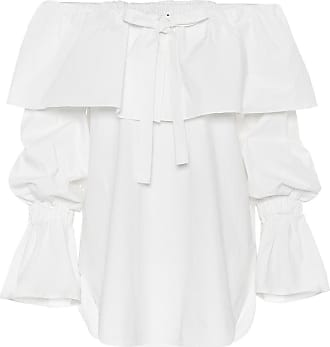 Rejina Pyo Clara cotton off-the-shoulder top