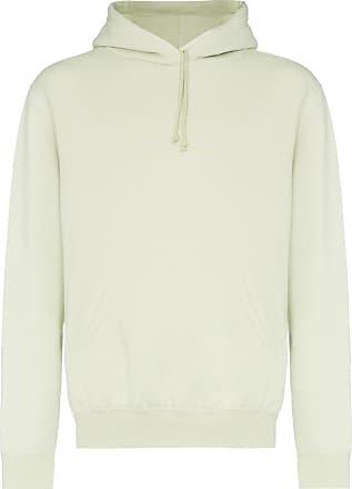 John Elliott + Co Vintage hooded jumper - Verde