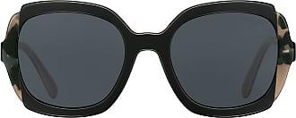 Prada oversized square sunglasses - Preto