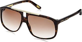 Marc Jacobs Unisex Adults MJ 252/S JS 086 60 Sunglasses, Brown (Dark Havana/Brown Sf)