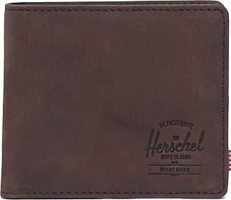 Herschel Herschel Roy CXL RFID Wallet Nubuck Brown