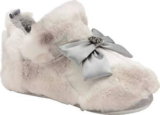 Footwear Studio Dunlop Irina Slippers - Grey Multi - Medium