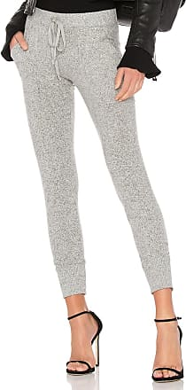 Joie Tendra Knit Pant in Grey