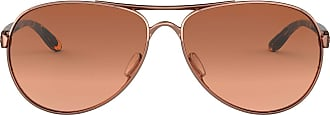 Ray-Ban Womens Feedback 407901 Sunglasses, Pink Brown Gradient, 59