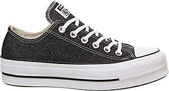 Converse Damen Sneaker Ctas Ox Grau Dunkel