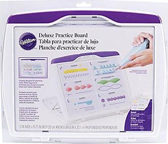 Wilton Decorate Smart Deluxe Practice Board Set, Cake Decorating Supplies