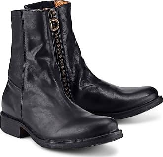 a34b7c54bf8491 Fiorentini + Baker Biker-Boots Ebe in schwarz