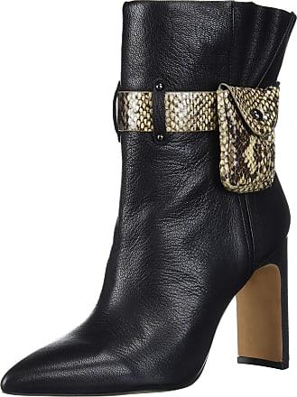 Jessica Simpson Womens Brynne Fashion Boot, Black, (8.5 M) US