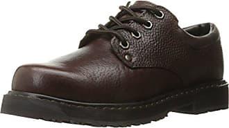 Dr. Scholls Mens Harrington II Work Shoe, Bushwhacker Brown, 10.5 M US
