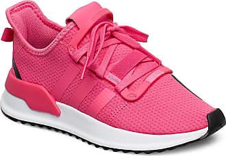 adidas Originals U_path Run J Sneakers Skor Rosa Adidas Originals