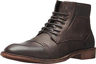 Steve Madden Mens Quibb Chukka Boot, Dark Brown, 8 UK/US Size Conversion M US