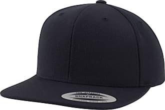 Yupoong Mens The Classic Premium Snapback Cap (One Size) (Dark Navy/Dark Navy)