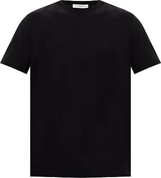 The Row Crewneck T-shirt Mens Black