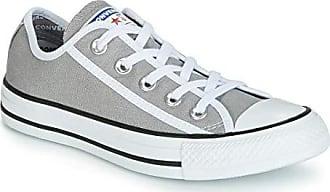 7bfc85344a Converse Chuck Taylor All Star Gamer Canvas OX Sneaker Herren Grau - 45 -  Sneaker Low