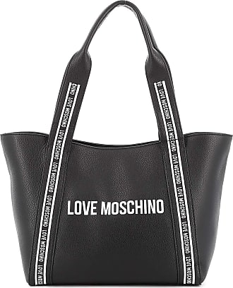 Love Moschino Borsa LOVE MOSCHINO JC4058 VIT.NATURAL GRAIN MIX NERO